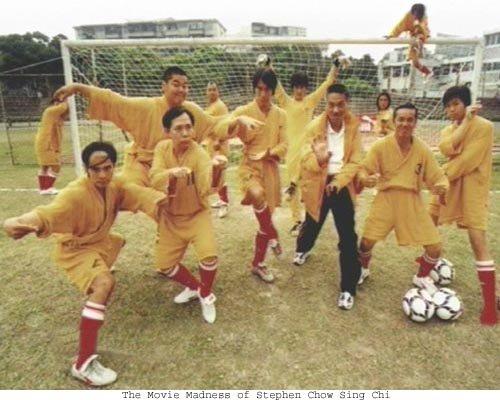 Família do técnico acredita em derrotas com menos gols. Shaolin Soccer Mui